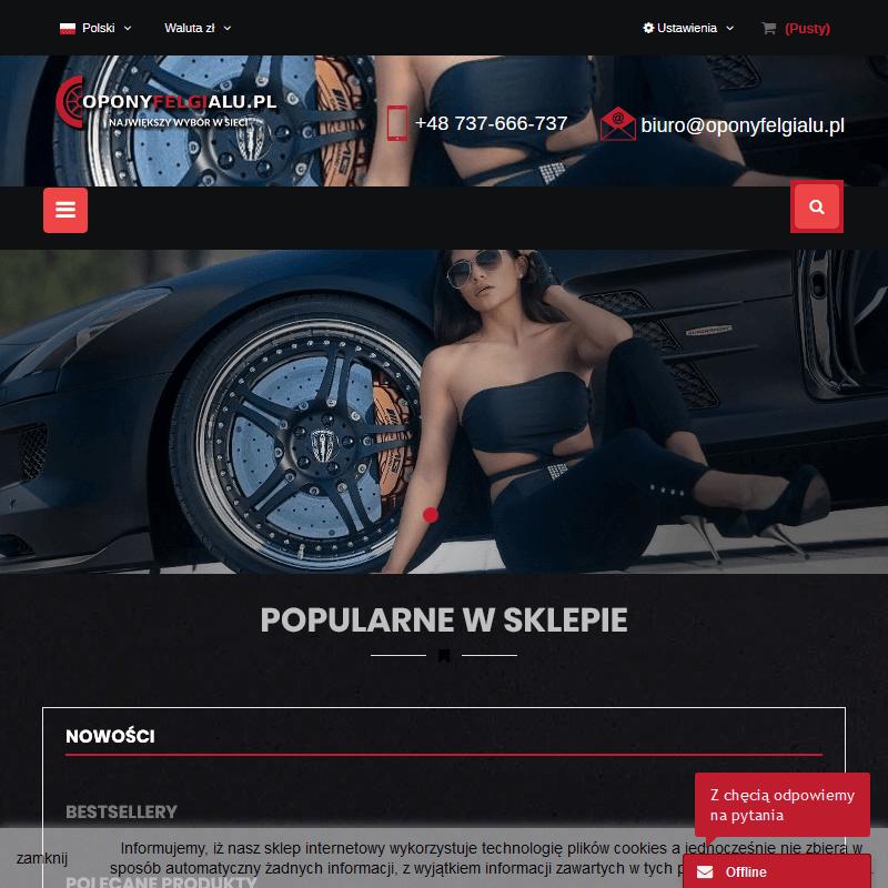 Sprzedaż felg aluminiowych Mercedes