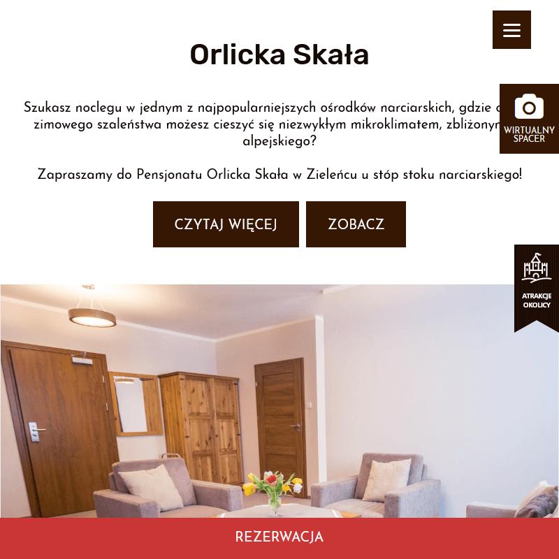 Ośrodek narciarski - Duszniki