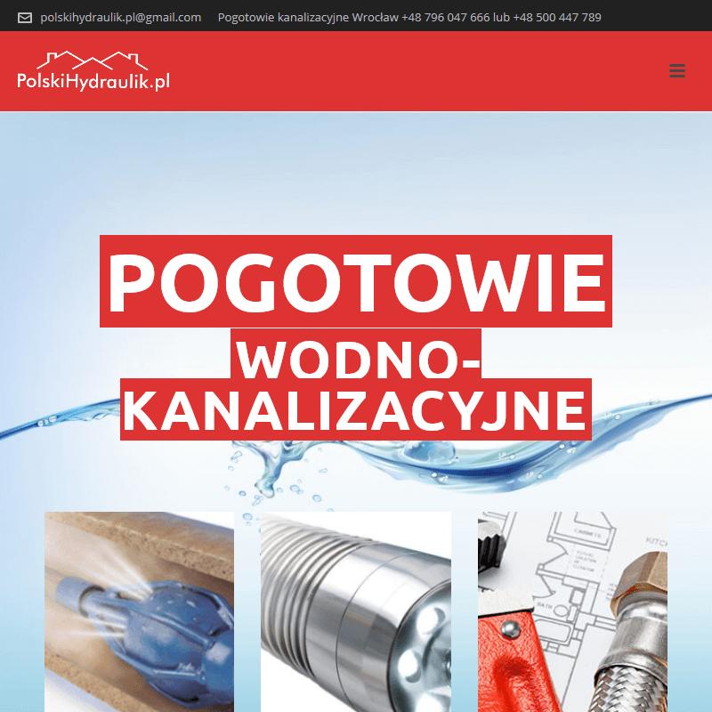 Czyszczenie rur kanalizacyjnych - Wrocław
