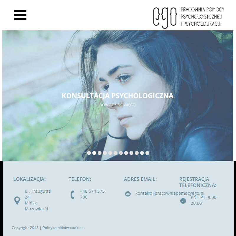 Psychoterapia w Mińsku Mazowieckim