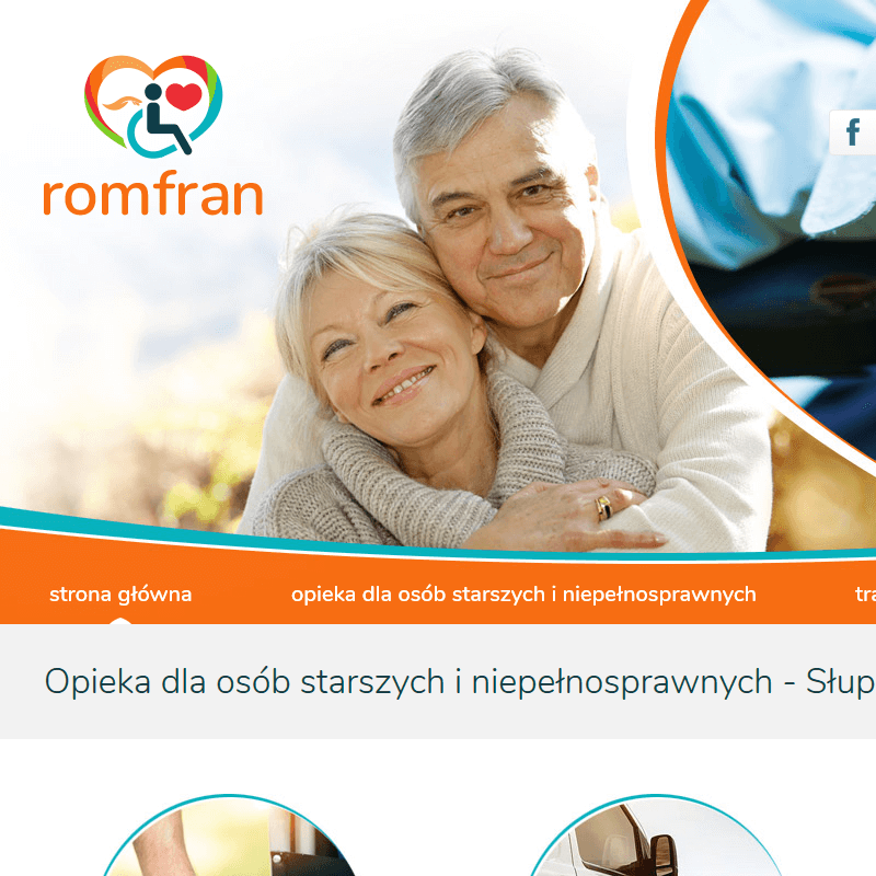 Opieka nad starszymi - Sławno