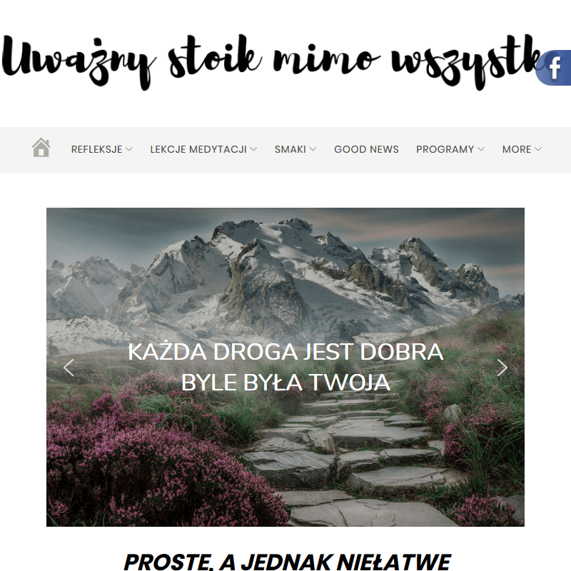 Zajęcia medytacji - Warszawa