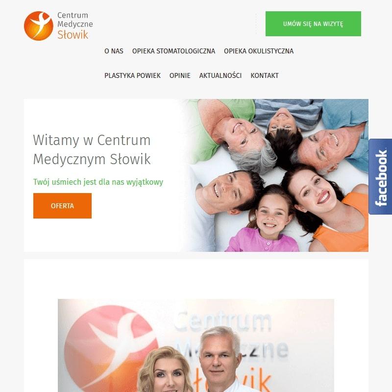 Klinika okulistyczna w Szczecinie