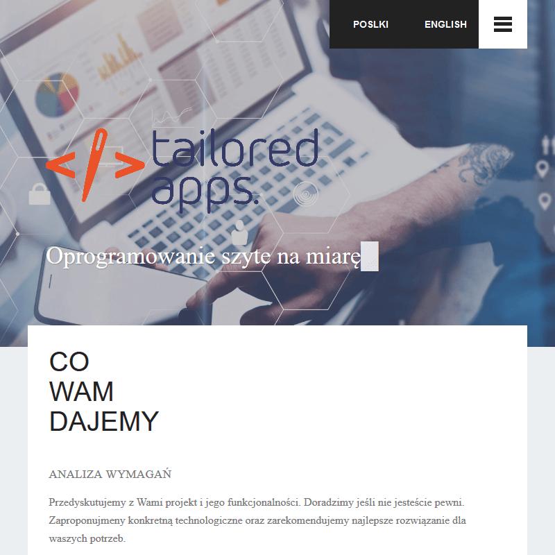 Aplikacje w chmurze dla firm - Łódź