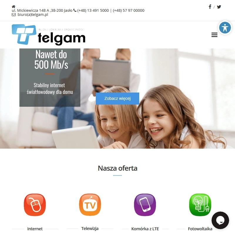 Internet LTE komórkowy dla firm z  Sanoka