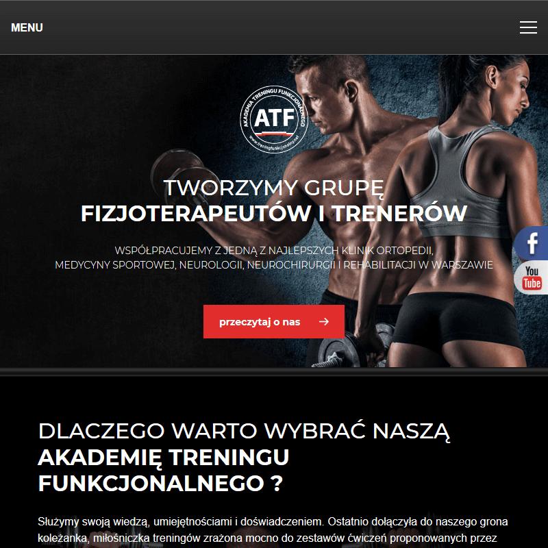 Trener osobisty - Warszawa