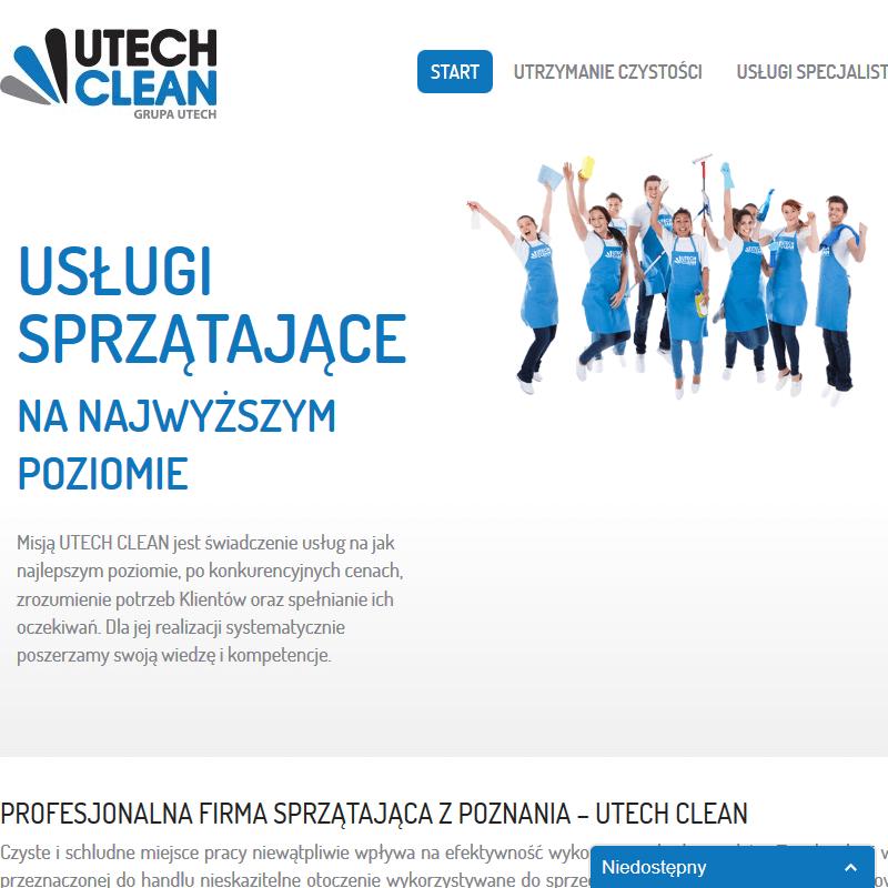 Firma sprzątająca w Poznaniu