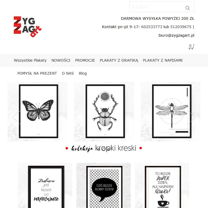 Plakaty motywacyjne po polsku